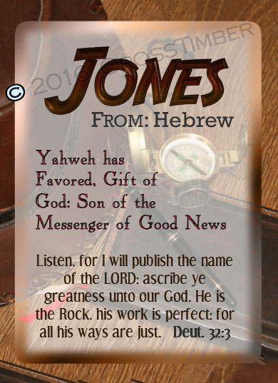 PC-SY01, Name Meaning Card, Wallet Sized, with Bible Verse, personalized, jones compass telescope adventure